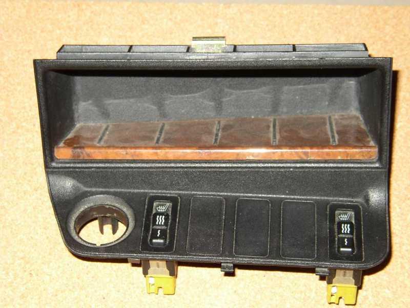 17bb8ed282f290738a28b50a88220c86  BMW E36 Start Button