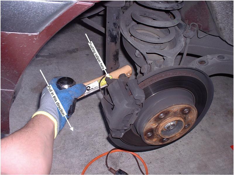28dc1fd039d72d360c4f2c6f33691a55  BMW E36 Replacing Brake Pads And Rotors