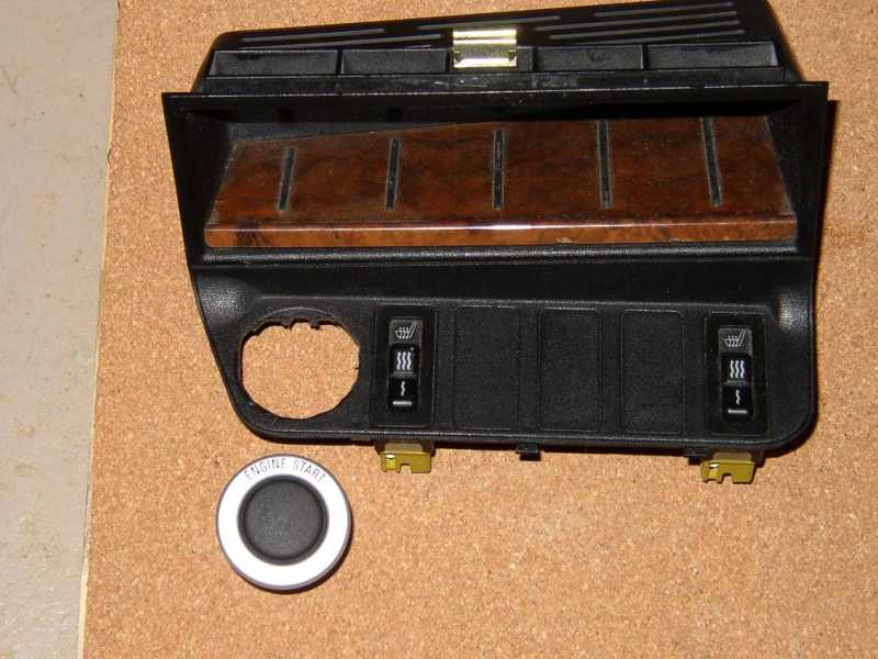 4ca6acfb3b2b4037f1c89b9a3e012ecc  BMW E36 Start Button