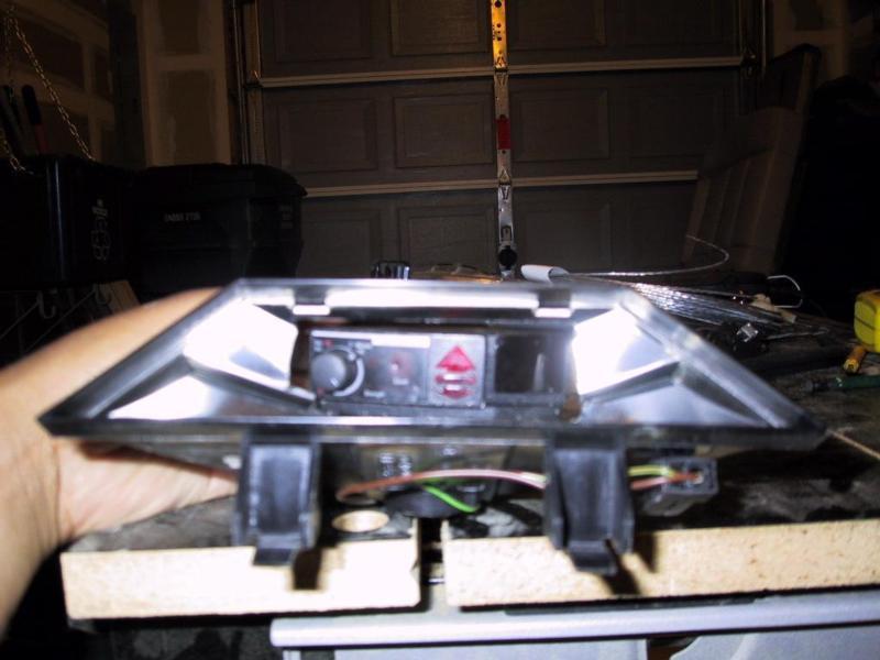 752770f943ece43bef274cc18fcf7c1d  BMW E36 Valentine One (V1) Install