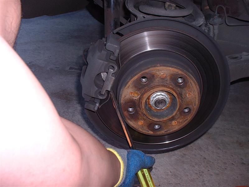 781f4be56e393d03d0aa6a2d9228e1f4  BMW E36 Replacing Brake Pads And Rotors