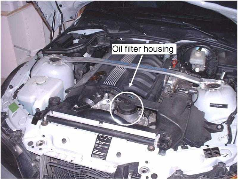 81e8cf235a5fb1f78d4523f778cb4228  E36 Oil Change