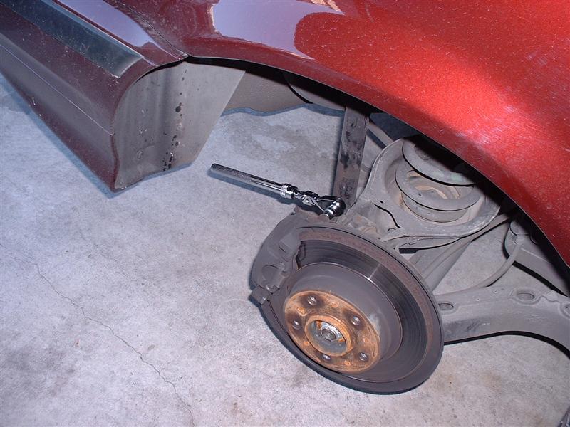 ba5b280264a574c2af130d7f6e549974  BMW E36 Replacing Brake Pads And Rotors