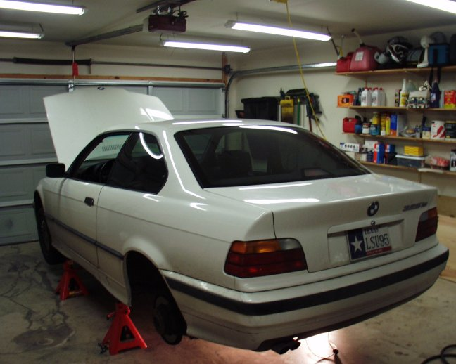 cc035292fc7532e59fdfde4140862caa  BMW E36 Differential Swap