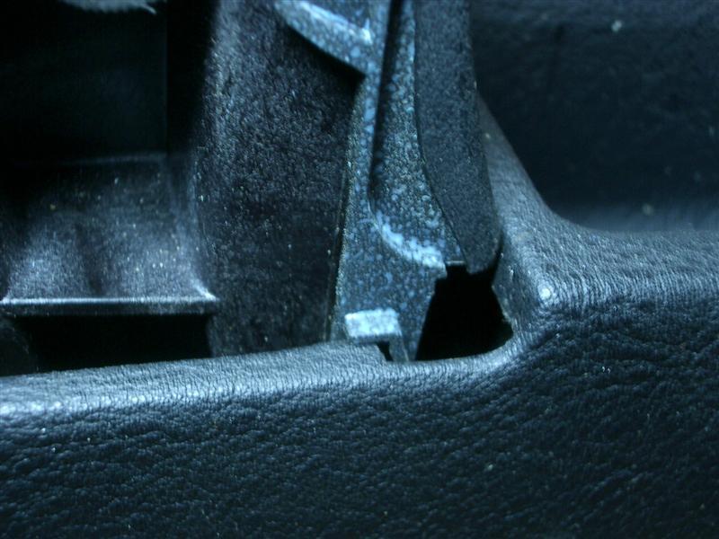 e373bf5f4fee90d24881a86e0e947b09  BMW E36 Arm Rest Removal