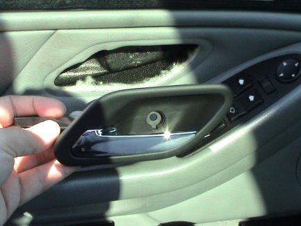 Door handle replacement bmw e39 5 series diy for E39 interior door handle replacement