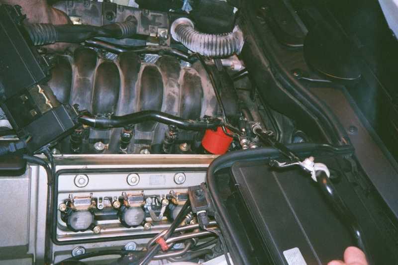 343be70e9cec1ea97b2bd28cab3b2fec  Supercharger Installation