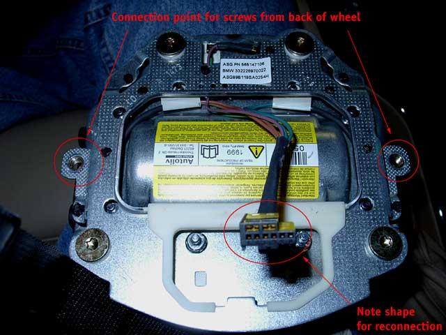 381cc3a52d64d6b273fecdaaa627a1c6  M-Sport Steering Wheel Side Pod Replacement