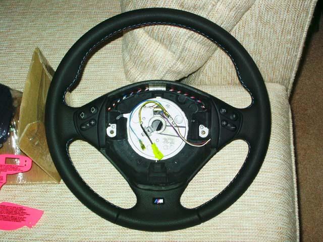 684cedd26ba83feb90a1799fc478fc43  E39 M-Sport Steering Wheel Retro-Fit