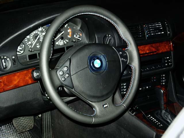 6ad7146f33a83201f72d2df187191cb6  E39 M-Sport Steering Wheel Retro-Fit