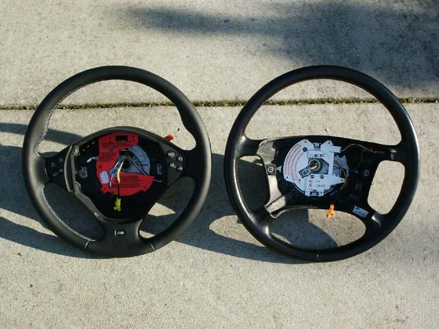 78fe2bb9d8ed948b859b495338dbced8  E39 M-Sport Steering Wheel Retro-Fit