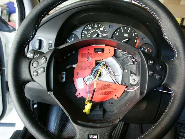 eee982686dcced742b253f0d00f58660  E39 M-Sport Steering Wheel Retro-Fit