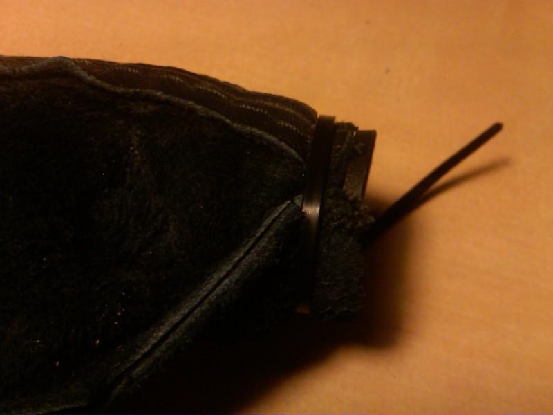 0a3c001789fa99ed01cc7264fc6776d7  Tri-Stitch M3 Style E-brake Boot