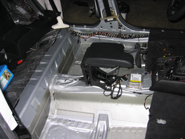 Bmw E46 Airbag Ecu Location