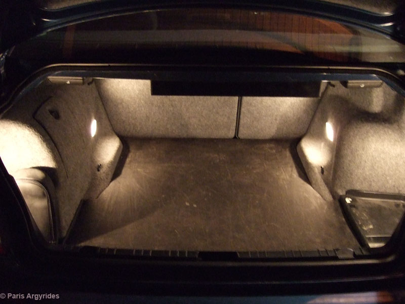 trunk light mod bmw   series diy