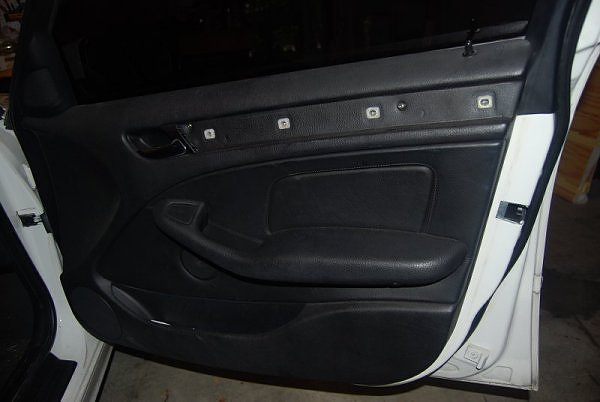 bmw e46 door trim