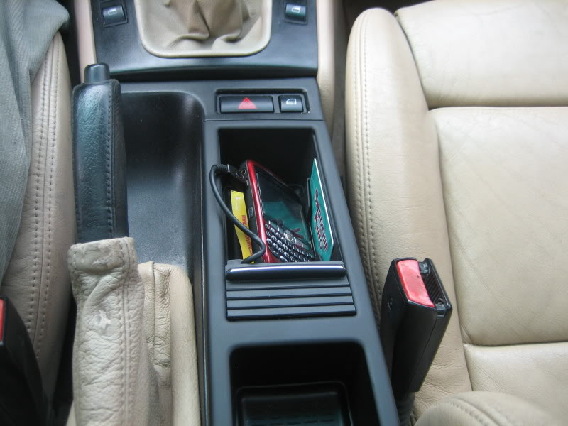 Car Detailing Cost >> Center console power outlet | BMW E46 3 Series DIY