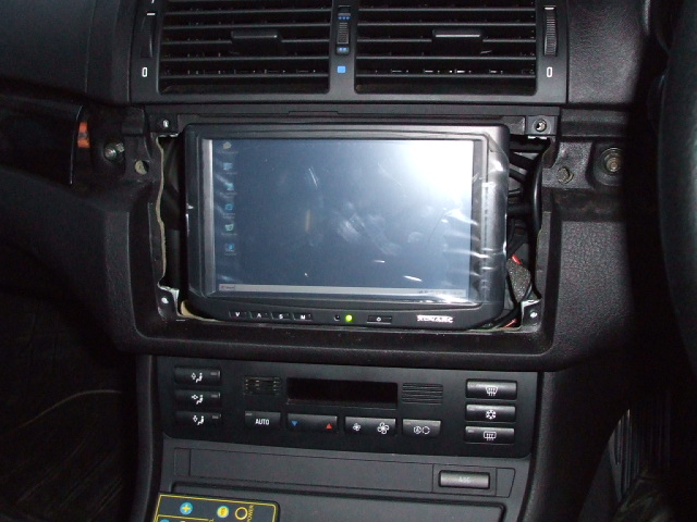 Carputer Bmw E46 3 Series Diy