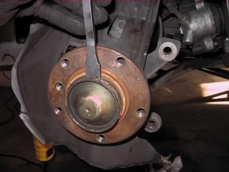 E46 front wheel bearing | BMW E46 3 Series DIY