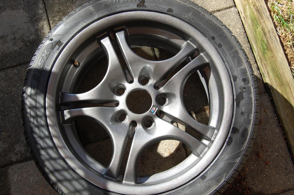 2d50523737a13fd9d6713afea80cf9f1  Refinish/Restore Curb Rashed wheels