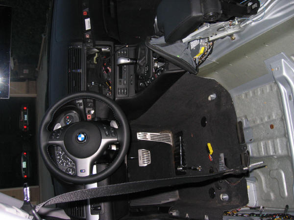 Bmw 16 9 Widescreen Nav Retrofit Bmw E46 3 Series Diy