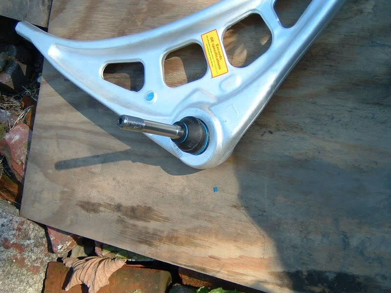 Front Control Arms (Meyle) | BMW E46 3 Series DIY