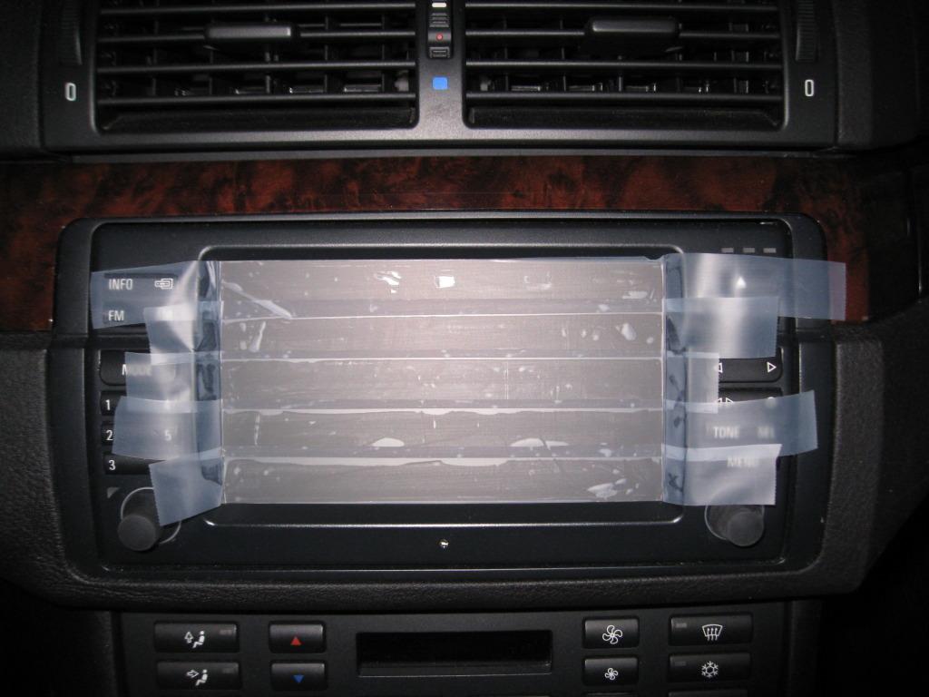 58e077b7d524d1683eaf4d082d5a3057  Fix scratches on navigation LCD display