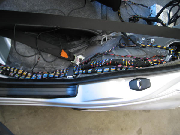 9488e84f58f509d72969cc04b208ddda bmw 16 9 widescreen nav retrofit bmw e46 3 series diy bmw e46 trunk wiring harness repair at edmiracle.co