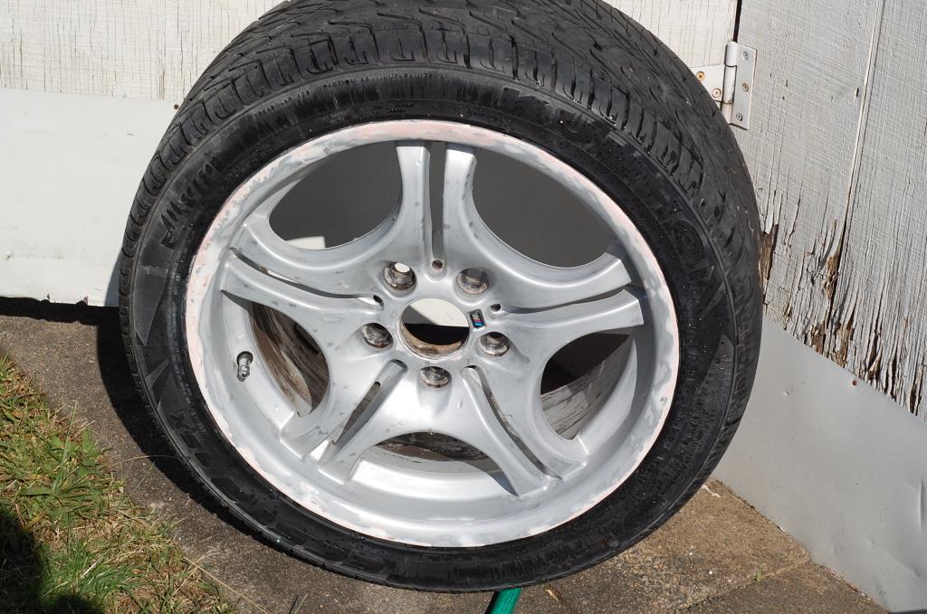 dd77080a2be3f9e7a6b453e818600e73  Refinish/Restore Curb Rashed wheels