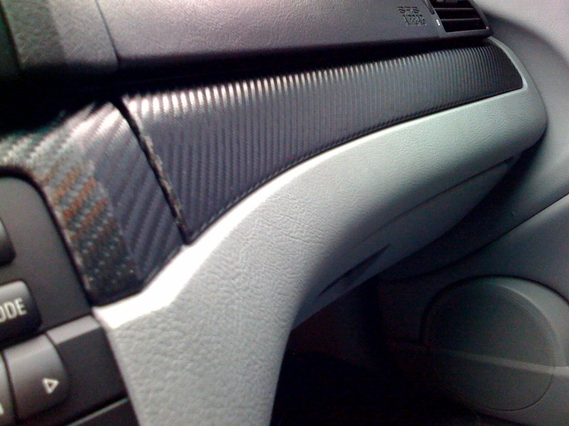 Carbon Fiber Fabric For Interior Bmw E46 3 Series Diy