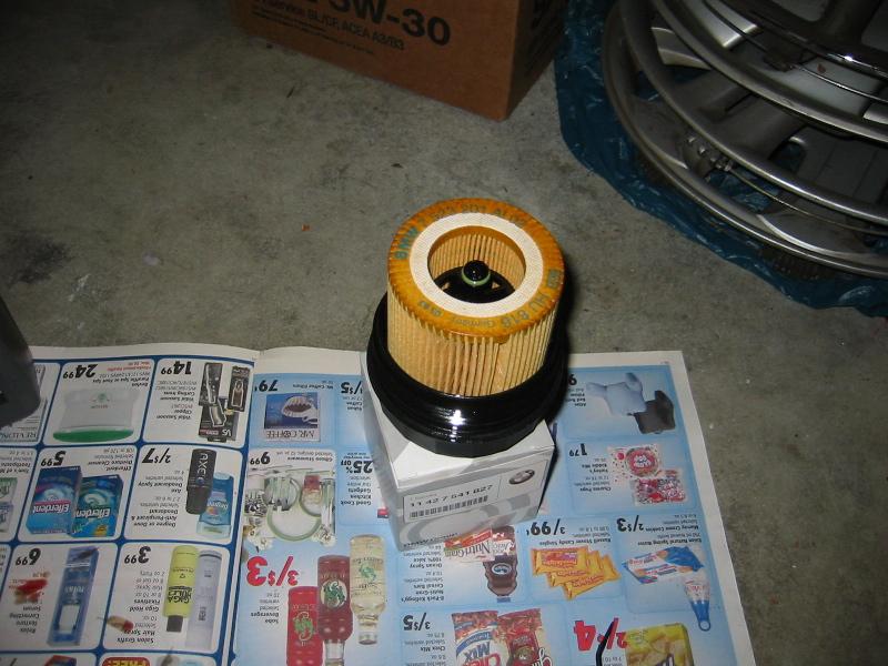 685175e40effd396558f9bdbf8b6916d  Oil Change